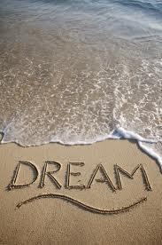 Dream - beach scene