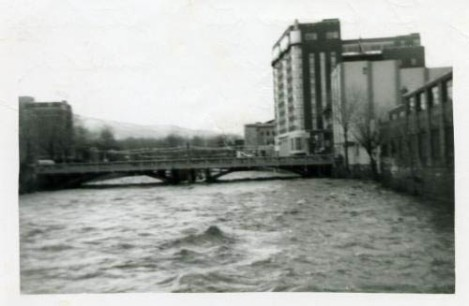 google images - Truckee River Flood stage, Reno, Nevada